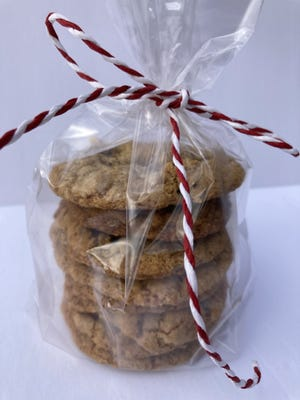 Cinnamon Graham Cracker Crumb Cookies