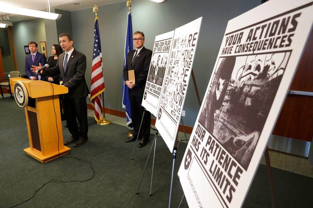 Prosecutors seek 5-year term for ex-leader of neo-Nazi group 2