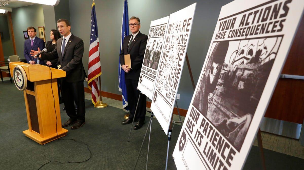Prosecutors seek 5-year term for ex-leader of neo-Nazi group 3