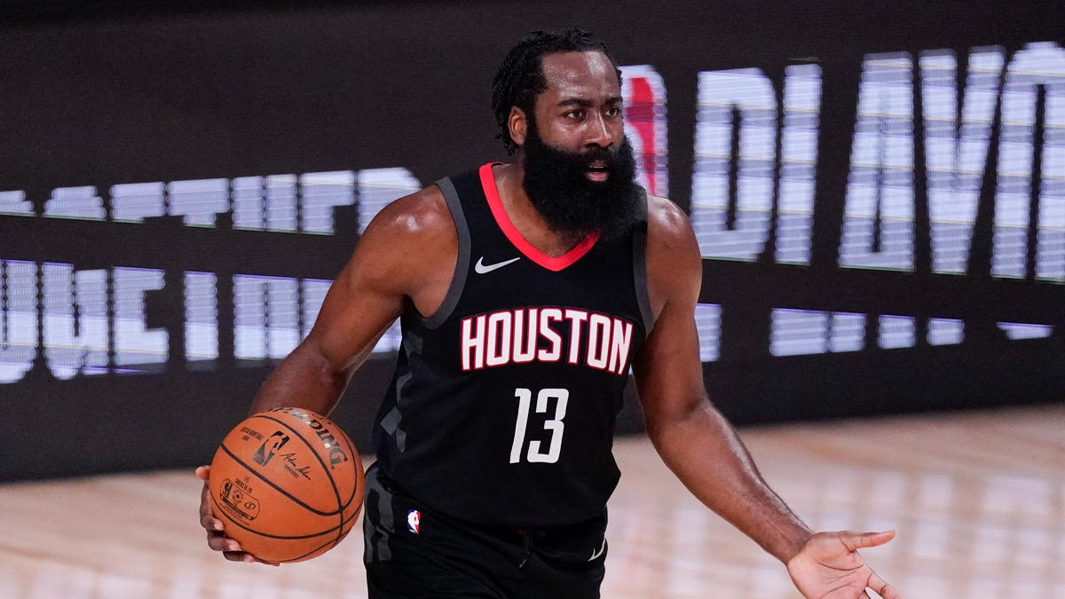Harden headed to Nets in blockbuster 4-team deal 1