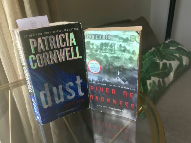 A couple of paperbacks will stave off boredom in the event your room's wi-fi lags.