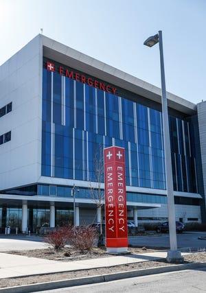 Sidney & Lois Eskenazi Hospital, 720 Eskenazi Ave, Indianapolis, Ind., 46202, Friday, Feb. 21, 2020.