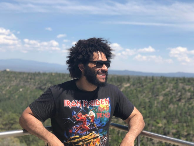 Carl E. Fields is pursuing a doctoral degree in physics at Michigan State University by researching the lifecycle of stars, including supernovas.