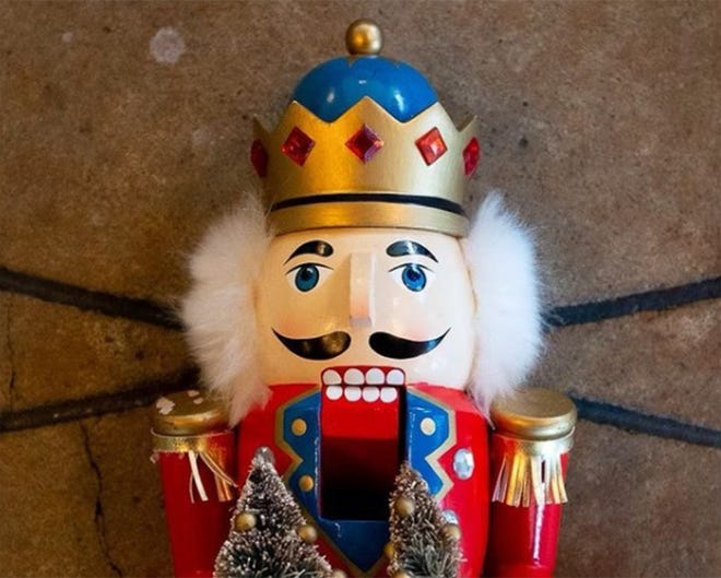 Montgomery Ballet presents the 49th annual Nutcracker this weekend at Troy University's Davis Theatre in downtown Montgomery.