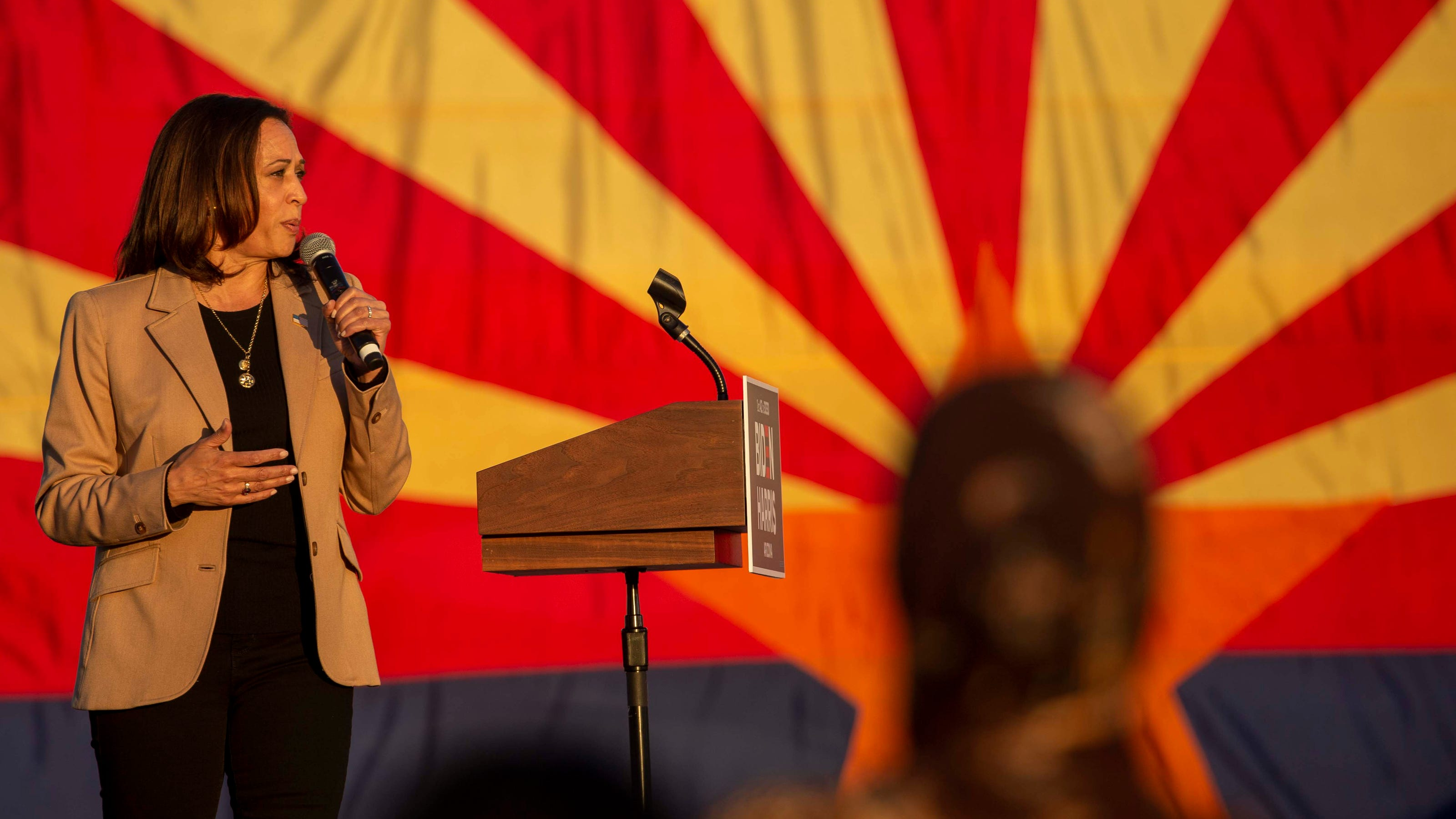 www.registerguard.com: Friedman: Kamala Harris deserves a more important job