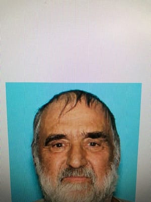 The Sanilac County Sheriff's Office is searching for 65-year-od John Stefan, who was reported missing at approximately 6:40 a.m. Dec. 9. Anyone with information is asked to contact Sanilac Central Dispatch at (810) 648-2000, ext. 2.