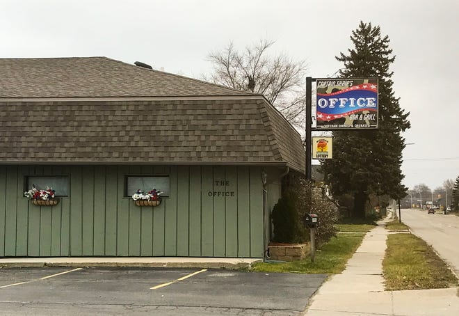 The Office Bar on Water Street is currently closed after the Michigan Liquor Control Commission revoked their licenses and permits for COVID rule violations, including gatherings and mask mandates.