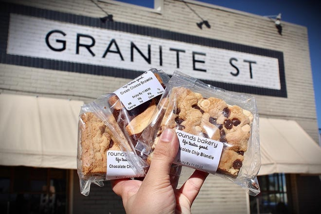 The parent companies of Rounds Bakery and Old Granite Street Eatery have merged to form a new company called Life Tastes Good.