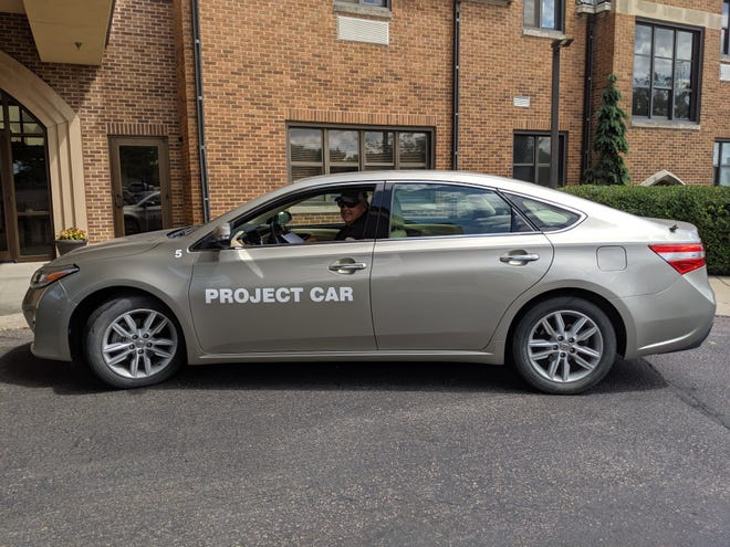 Volunteers for Project Car offer transportation for free to those in need throughout Sioux Falls. The nonprofit recently earned a $10,000 grant to continue its work with the help of the Gannett Foundation.