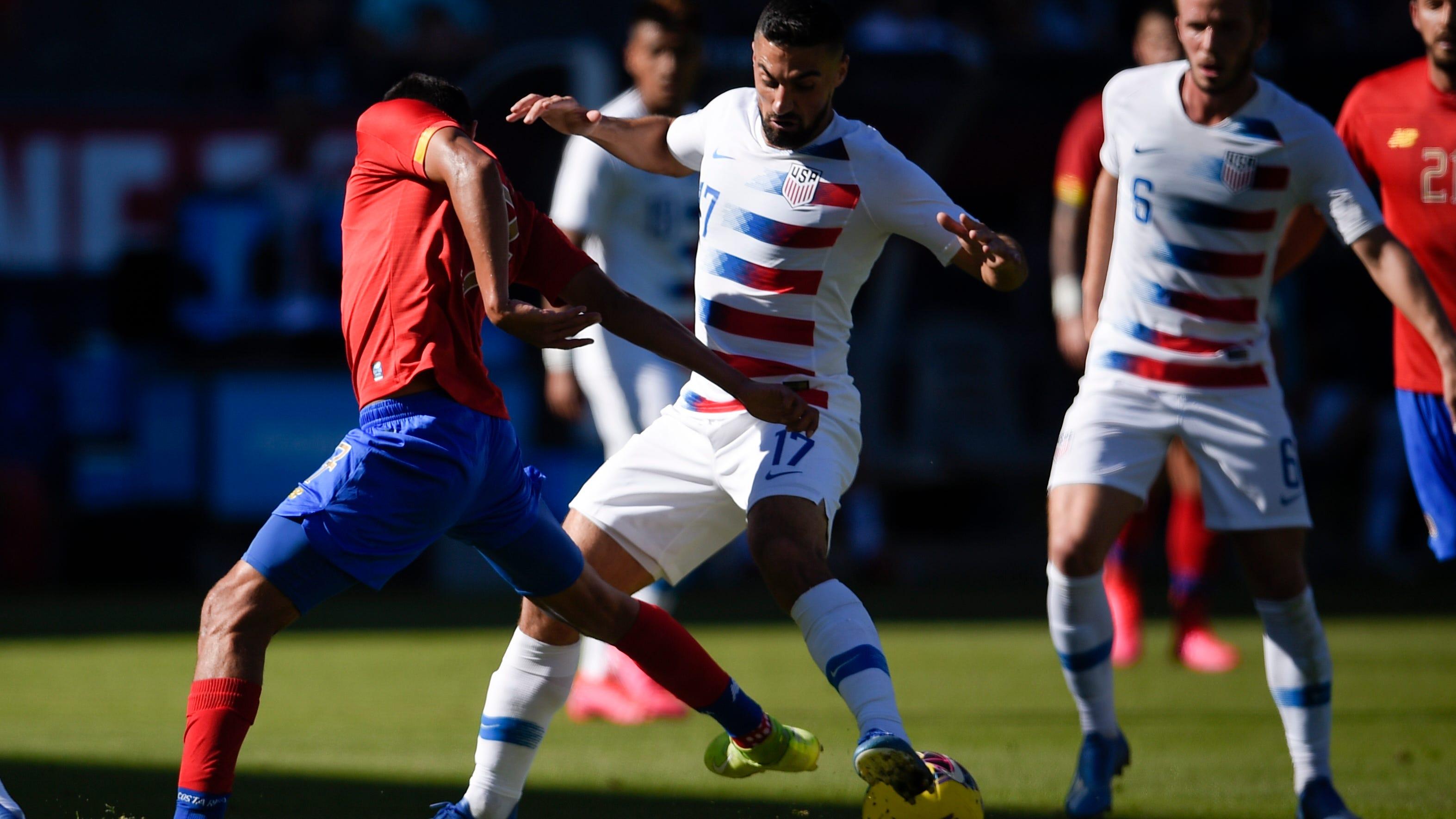 How to watch U.S. men's soccer team vs. El Salvador: TV channel, live stream, start time, USMNT roster
