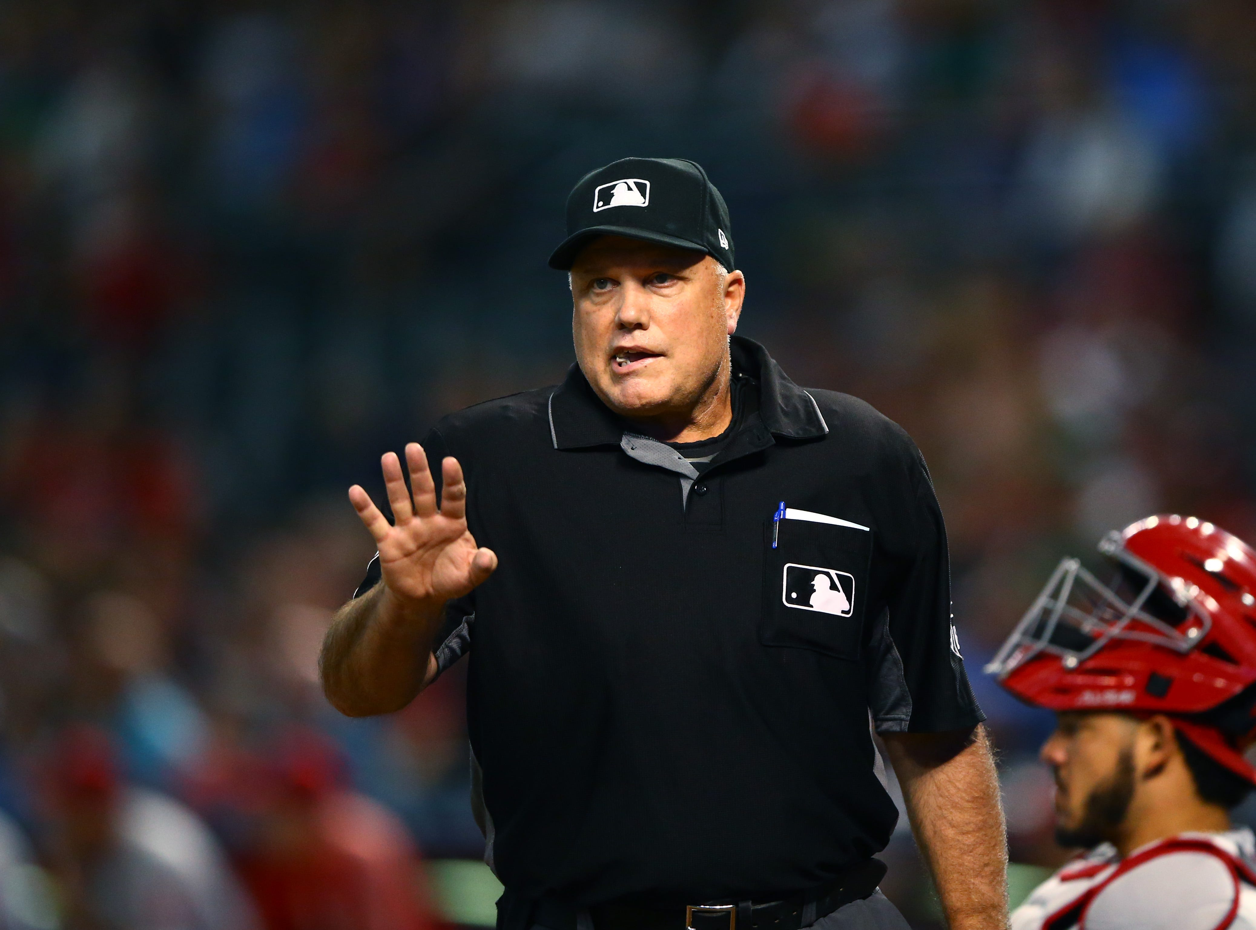 MLB umpire Brian O'Nora pleads not guilty after being arrested in sex sting