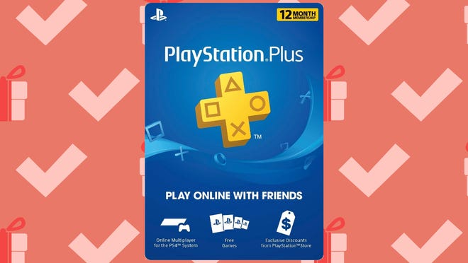 Playstation Plus Get A Year Of Free Games And Save Big