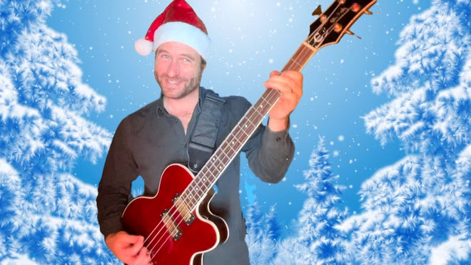 "Austin musician Dave Madden's new single is titled ""Covid Christmas."""
