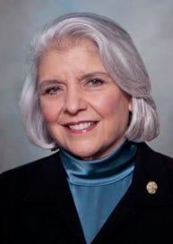 Senator JUDITH ZAFFIRINI, the second-highest ranking member and highest-ranking woman and Hispanic member of the Texas Senate, received the Outstanding Legislative Contribution Award from the Texas Psychological Association.