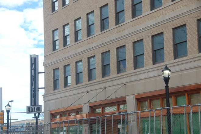 The Barfield Hotel project was one of the downtown endeavors discussed during Thursday's virtual regular Center City Tax Increment Reinvestment Zone #1 meeting.