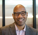 Gerrod Parchmon, managing director and head of business development and virtual banking for JPMorgan Chase