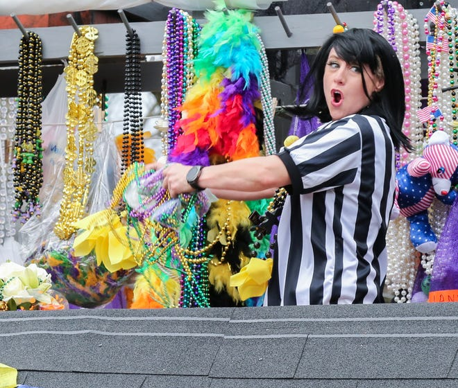 Local Mardi Gras celebrations are being canceled due to the ongoing coronavirus pandemic.