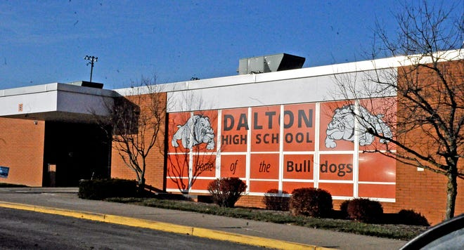 Dalton High School students have been following a modified schedule for remote learning because of COVID-19. The number of students and staff quarantined has started to decline, Superintendent James Saxer said.