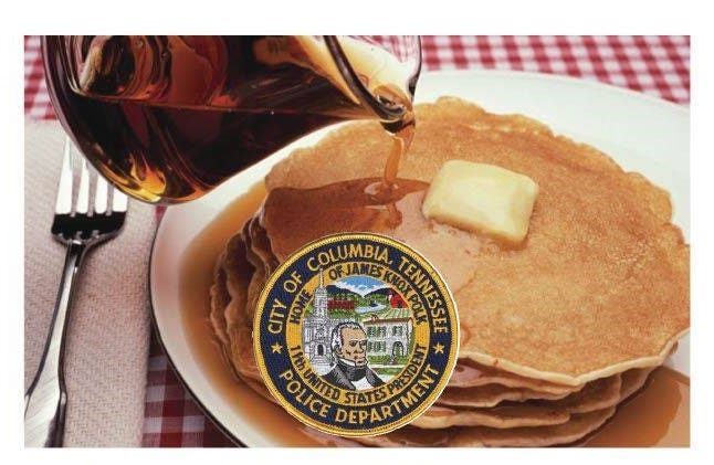 Columbia Police Department will host its annual Shop With a Cop fundraiser breakfast at Puckett's from 7-10 a.m. Saturday.