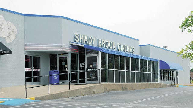 Shady Brook Cinemas in Columbia announced it will be closing indefinitely, effective Jan. 1.
