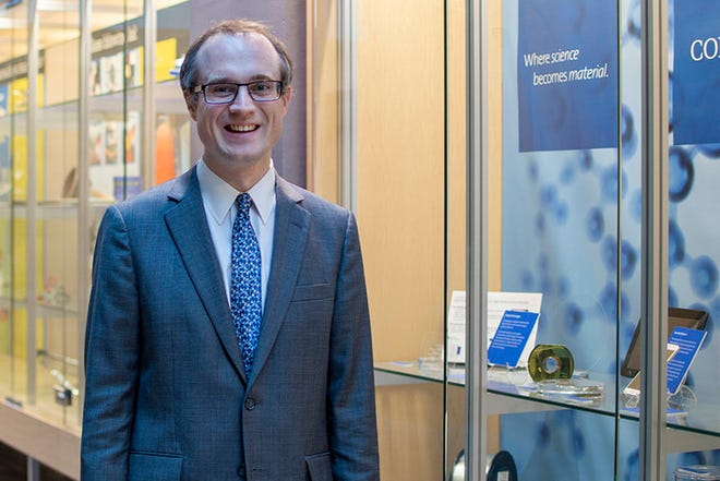 John Mauro, an Almond native and professor of materials science and engineering in Penn State's College of Earth and Mineral Sciences, has been named a 2020 Fellow of the National Academy of Inventors.