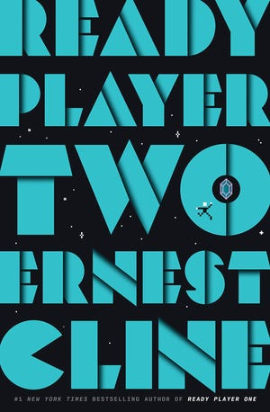 """""""Ready Player Two"""" by Ernest Cline"""
