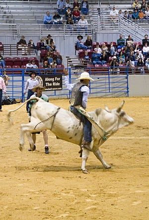 A professional bull-riding event scheduled for January in Jacksonville has been rescheduled to May.