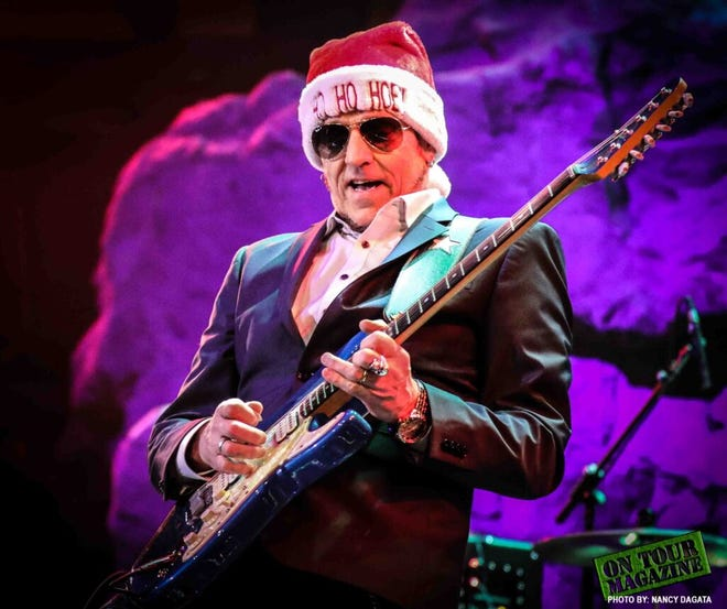 Gary Hoey will perform on Dec. 18 from the Narrows Center for the Arts.