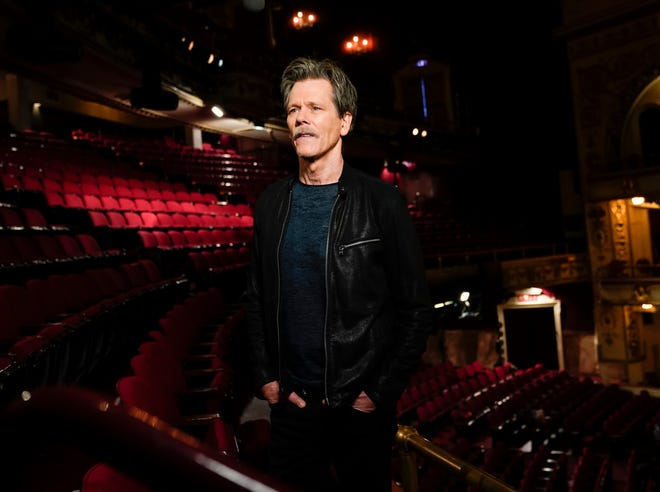 "This image released by CBS shows Kevin Bacon, who will co-host and executive produce ""Play On: Celebrating The Power of Music to Make Change"" a one-hour benefit concert special to raise funds for the NAACP Legal Defense and Educational Fund, Inc. (LDF) and WhyHunger. The special will be broadcast on Tuesday, Dec. 15 on CBS."