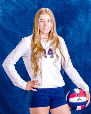 Plainview sophomore Saige Brunson is the 2020 LSV Newcomer of the Year.