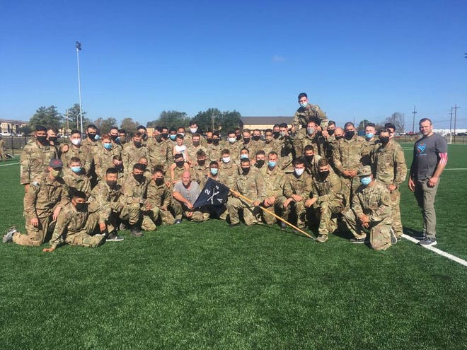 Soldiers learned from the best on UFC Patriot Day. Big names in Mixed Martial Arts came to teach them a few new tricks when it comes to combat.