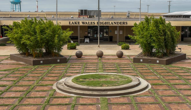 Lake Wales High School, one of three Polk schools with an International Baccalaureate program, is a B school with a 96% graduation rate.