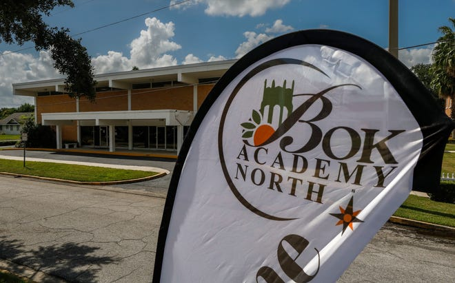 Bok Academy North opened two years ago and has been housed in a downtown church in Lake Wales.