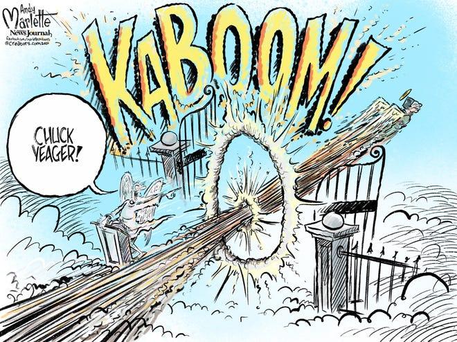 Today's editorial cartoon (Dec. 11, 2020)
