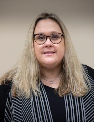 Polk County School Board member Lisa Miller.