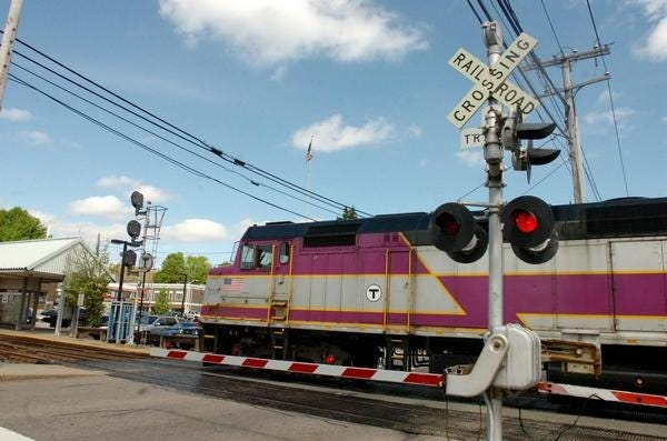 Starting Jan. 23, trains will no longer run on weekends on the commuter rail's Fitchburg line, which serves Leominster.