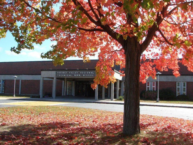 Assabet Valley Regional Technical High School will transition to full remote learning beginning Monday