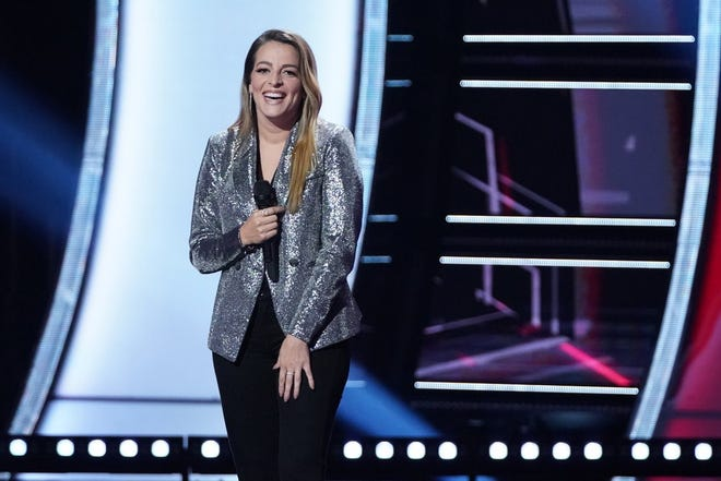 Connecticut native Taryn Papa, whose mom, Joan, lives in North Palm Beach and is a behavioral health counselor at Palm Beach Gardens High School, was a competitor on the NBC singing competition The Voice this season. She finished among the top 17.