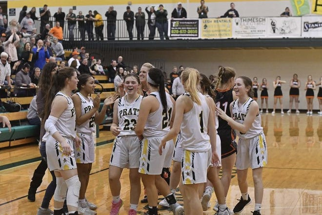 A new KSHSAA decision allows up to two parents/guardians per participant family per local restrictions at high school basketball games. While there won't be as many fans in the gyms as last year, parents now have the choice of attending their children's events.