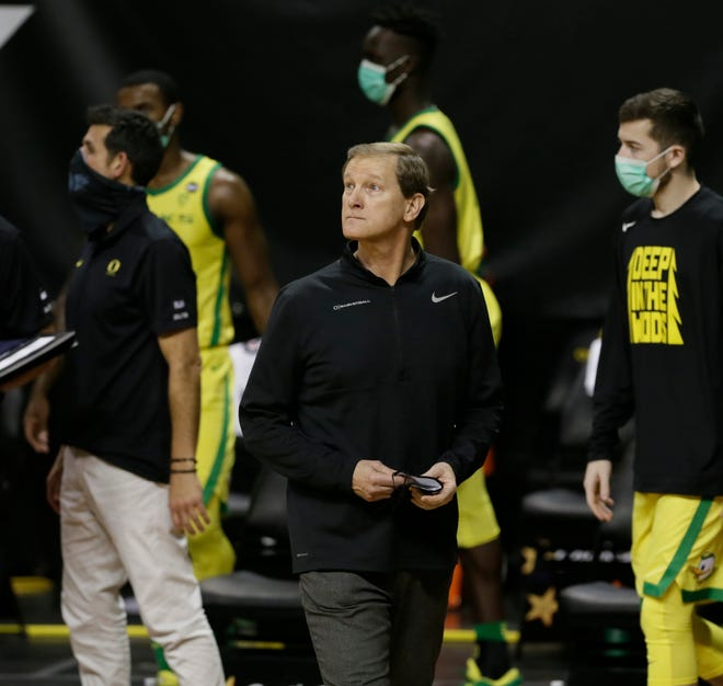 Oregon coach Dana Altman and the Ducks are preparing for a unique NCAA Tournament experience with the entire 68-team bracket to be played out in Indiana.
