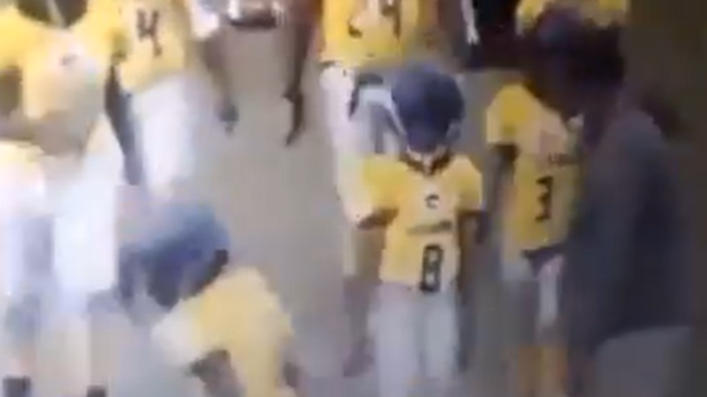 Georgia youth football coach fired after video of him punching player went viral