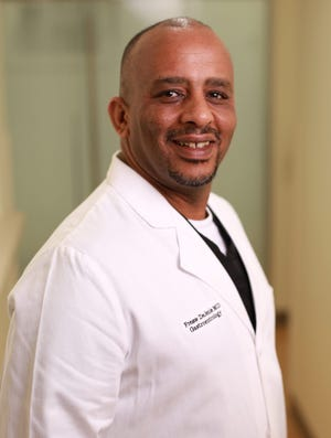Freaw Dejenie joined Atlantic General Health System's medical staff this month to provide care at Atlantic General Gastroenterology.