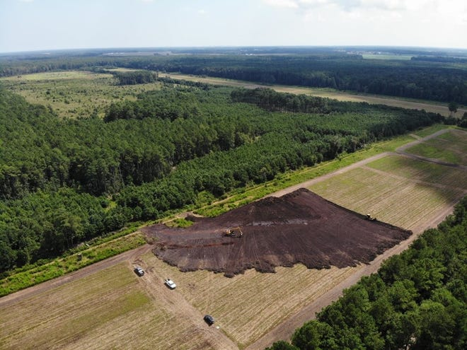 Delaware Wild Lands announced the restoration of 80 acres of freshwater wetlands at its 10,600-acre Great Cypress Swamp property.