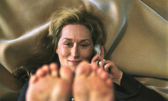 """Meryl Streep  plays author Susan Orlean, a woman who discovers real passion for the first time in her life, in """"Adaptation."""""""
