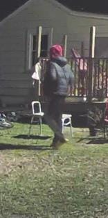 Fayetteville police are seeking the public's help identifying the person seen in this surveillance photo.
