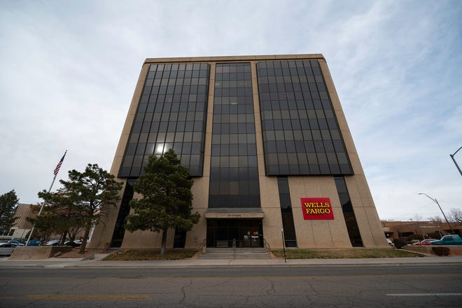 Pueblo County officials purchased the Wells Fargo building to offer more space for county functions. (Chieftain Photo/Zach Allen)
