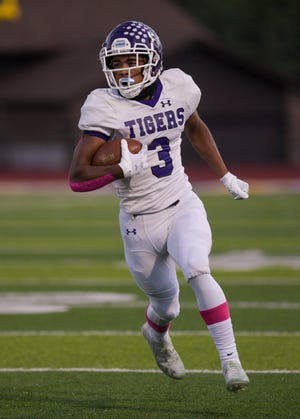 Pickerington Central's Lorenzo Styles Jr. was named state co-Offensive Player of the Year in Division I.