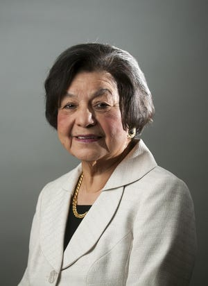 Victorville Councilwoman Rita Ramirez.