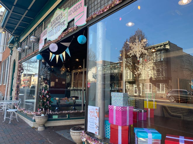 Warner's Old Fashioned Soda Shoppe has quickly become a staple at events in downtown Waynesboro