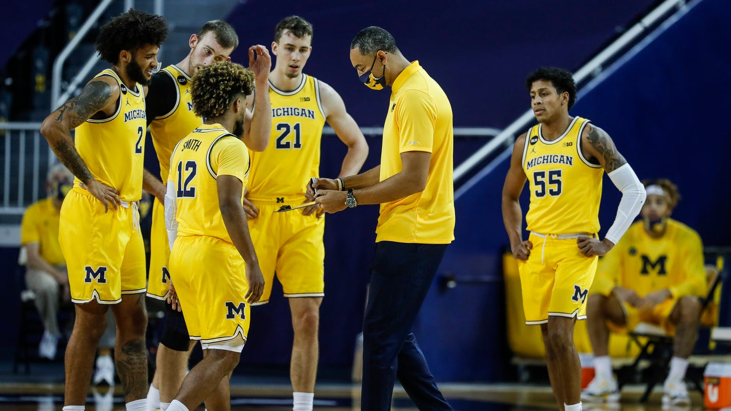 What Michigan basketball is facing now with U-M's two-week COVID-19 variant pause - Detroit Free Press